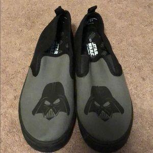 Other - Darth Vader slip ons